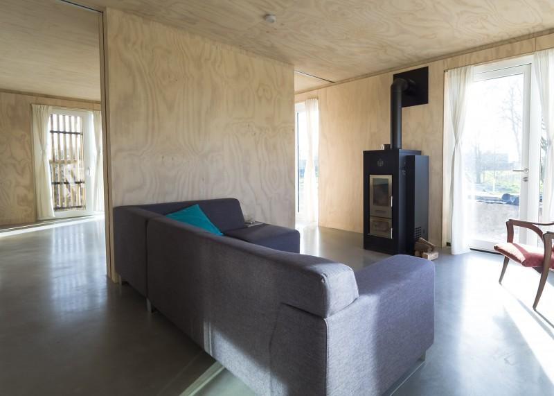 Driemond, nieuwbouw eco woonhuis