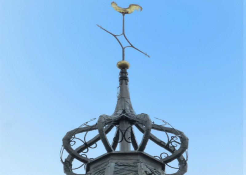 Oosthuizen, toren NH kerk